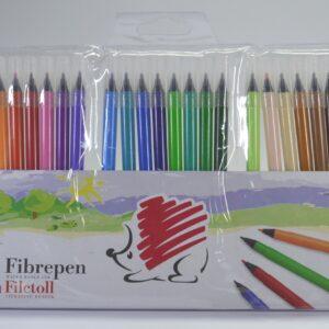 24 színű ICO filc